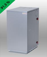 Firebird Condensing Oil Boiler - Internal Riello Burner with Hydrolevel 3250 Aquastat - 105-121 MBH - FB U120 HYDRO