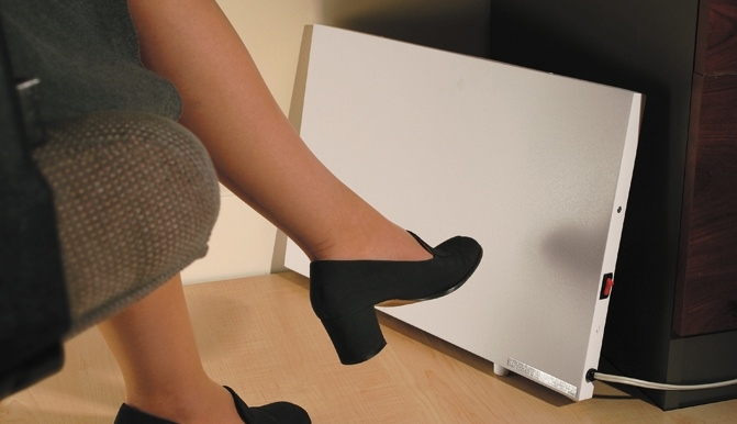 Qmark Marley Under Desk Heater Portable Heaters 202slb