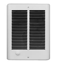 Qmark COS-E Compact Electric Wall Heater - 120V - 1000 watts - Berko CZ1012T Straight View