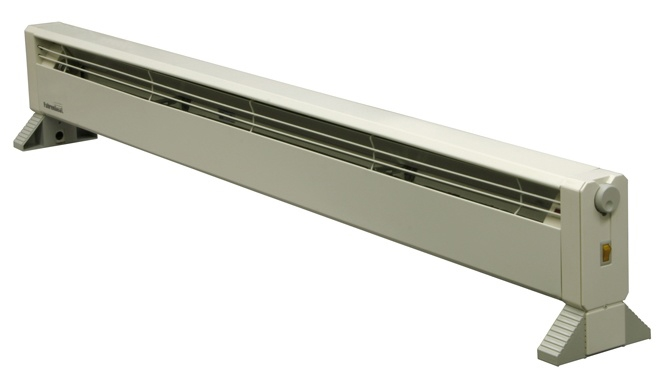 Qmark Electric Hydronic Baseboard Heater Lfp6152 Plug In