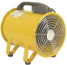 Qmark Marley Air Hog Portable Utility Blower - 8 inch Diameter - 1225 CFM - WM8120