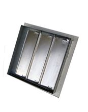 Quiet Cool Damper Ceiling Box - R-5 Value - For Model QC 1500 D - QC-13390