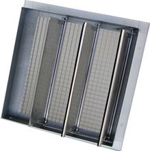 Quiet Cool Ceiling Box And Damper Grille Kit 16 Inch X