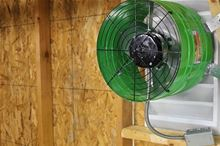 Quiet Cool Energy Saver Gable-Attic Fan AFG ES-1500