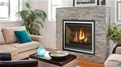 Regency Bellavista Medium Direct Vent Fireplace - Flush - B36XTE-NG10