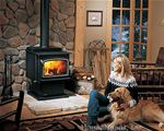 Regency Classic Flat Top Wood Stove Models F1100, F2400 and F3100 