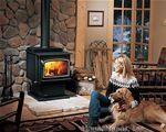 Regency Classic Flat Top Wood Stove Models F1100, F2400 and F3100   = v47