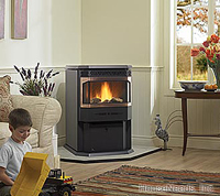 Greenfire Wood Pellet Stove GF55