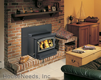 Regency Classic Wood Insert Hearth Heater H2100M