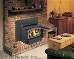 Regency Classic Fireplace Wood Stove Insert - H2100M   = v155