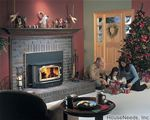 Regency I2400/I3100 Wood Burning Stove Insert Models = v33