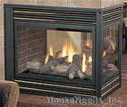 Regency Panorama Pier Glass Fireplace - P131-NG10