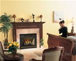 Regency Panorama P33 Gas Fireplaces = v8351