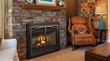 Regency Medium Direct Vent Natural Gas Fireplace P36E-NG10