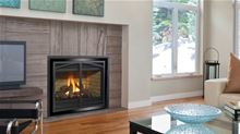 Gas Fireplaces Regency Panorama P36 Ng10 Medium Gas