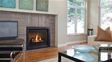 Regency Medium Direct Vent Natural Gas Fireplace P36-NG10