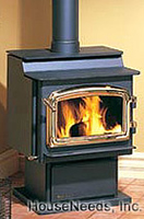 Wood Classic Step Top Stove Model S2400