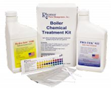 Rhomar Boiler Chemical Treatment and Test Kit - 83287
