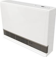 Rinnai ES38 Direct Vent Natural Gas Space Heater Natural Gas ES38 NG. Natural Gas Heater with up to 38400 Btu