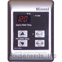 Rinnai Tankless Water Heater Commercial Control MC91-2.