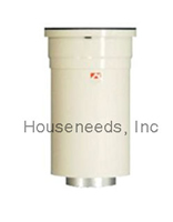 Rinnai Tankless Water Heater 19.5 Inch Vent Pipe Extension R224052