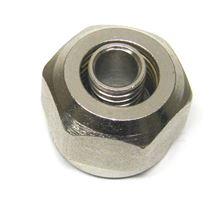 Mr. Pex 1 inch Aluminum PEX Tubing Adaptor - 859 - 2441010 is used for our Mr PEX Manifolds when using Aluminum PEX