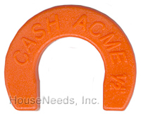 Cash Acme Sharkbite Disconnecting Clip U710 for 1/2 Inch Push Fittings