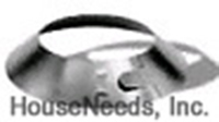 M&G Duravent 6 Inch Round A-Type Stainless Steel Storm Collar 9359