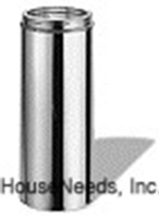 Buy M Amp G Duravent 6 Inch Type A Stainless Steel Vent Pipe