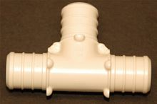 Crimpsert PolyAlloy 3/4 inch by 1/2 inch by 3/4 inch Tee - BIN 2455 - 43540