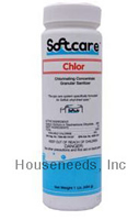 Softub Essentials - Softcare Chrlorine - 1 Pound Container - 9802501