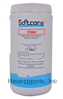 Softub Essentials - Softcare Chrlorine - 5 Pound Container - 9802505