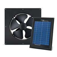 Solar Star Fan Gable Fan/conversion kit - 1200IM 122025