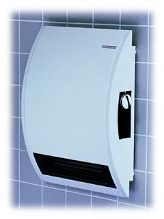 Stiebel Eltron CK20E Electric Space Heaters Electric Bathroom Heater Fan