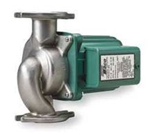 Taco Pump 009-SF5 Stainless Steel Circulating Pump for Hydronic Heating Systems where you need stainless. Used for open loop or potable water sytems