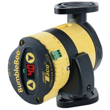 Taco Bumble Bee Variable Speed Circulator With Integral Flow Check - HEC-2 for Hydronic Heating Systems