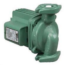 Taco Pump - Cast Iron Circulator with Internal Flow Check - 1/8 HP - Taco 0011-F4-2IFC