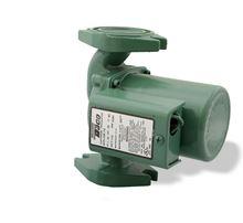 Taco Pump - Cast Iron Circulator with Internal Flow Check - 1/25 HP - Taco 008-F6-1IFC