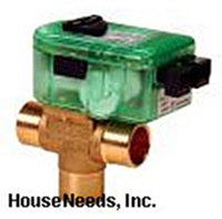 Taco i Series 2-Way 3/4 inch Mixing Valve with Outdoor Reset - I075C2R-1