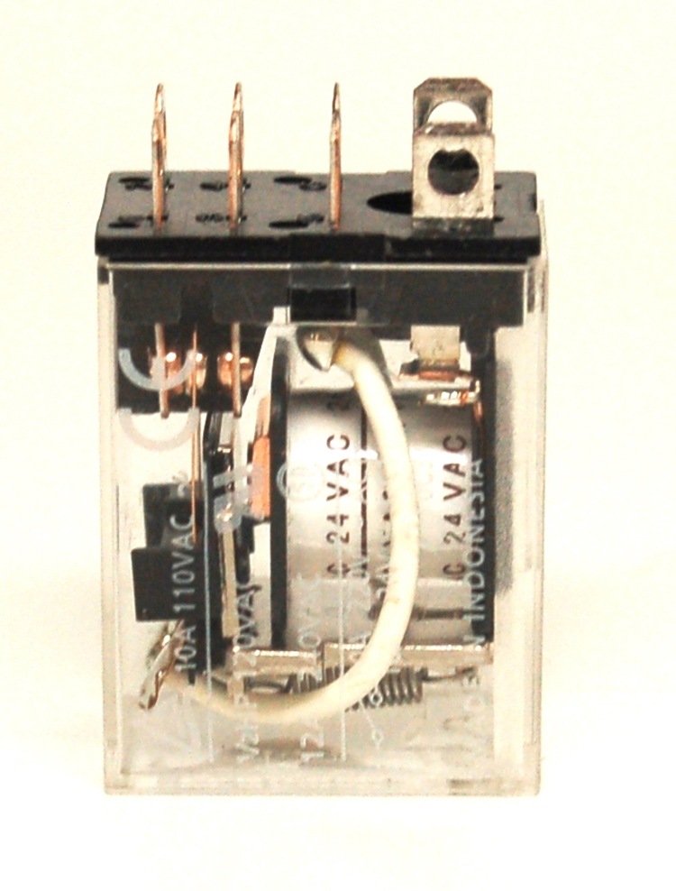 Taco Circulator Relay Replacement Relay Head - 24 Volt