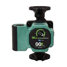 Taco VR1816-HY2-4C2A00 Viridian Variable Speed Circulator With ECM Motor and Integral Flow Check