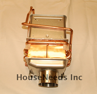 Takagi Tankless Water Heater - Heat Exchanger for T-K4-IN - LOC 9245 - EK406 - Non-returnable