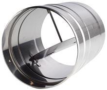 Takagi Back Draft Preventer TK-BF01 9007996005 - 4 inch Diamter