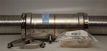 Takagi Tankless Water Heater TVHVK1 Concentric Horizontal Vent Kit.