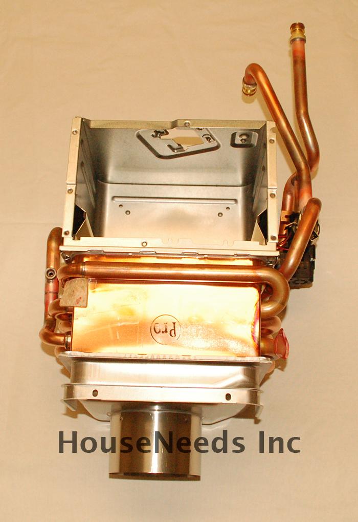 Takagi Tu002 Water Heater Repair Part Heat Exchanger For