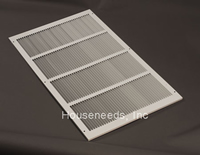Buy Tamarack HV Series Vertical Grill - 910-05013W10 for TTi-HV1000 or TTi-HV1000 Whole House Fans