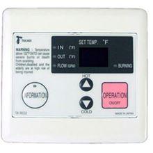 Takagi - Temperature Remote Controller for T-KJR2-IN, T-KJR2-OS, T-K4IN, T-K4OS, T-KJR, T-K3-SP and T-K3-OS - TK-RE02 - 900766605