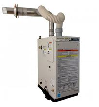 Toyotomi Oil Kerosene On Demand Water Heater On Demand