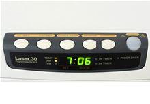Toyotomi ToyoStove Laser Direct Vent Oil Kerosene Heater 15000 BTU - Laser 300 also burns diesel fuel Control Panel