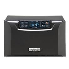 Toyotomi Laser 300GR Direct Vent Oil Kerosene Heater 15000 BTU - Laser 300GR Graphite Color Top Control Panel